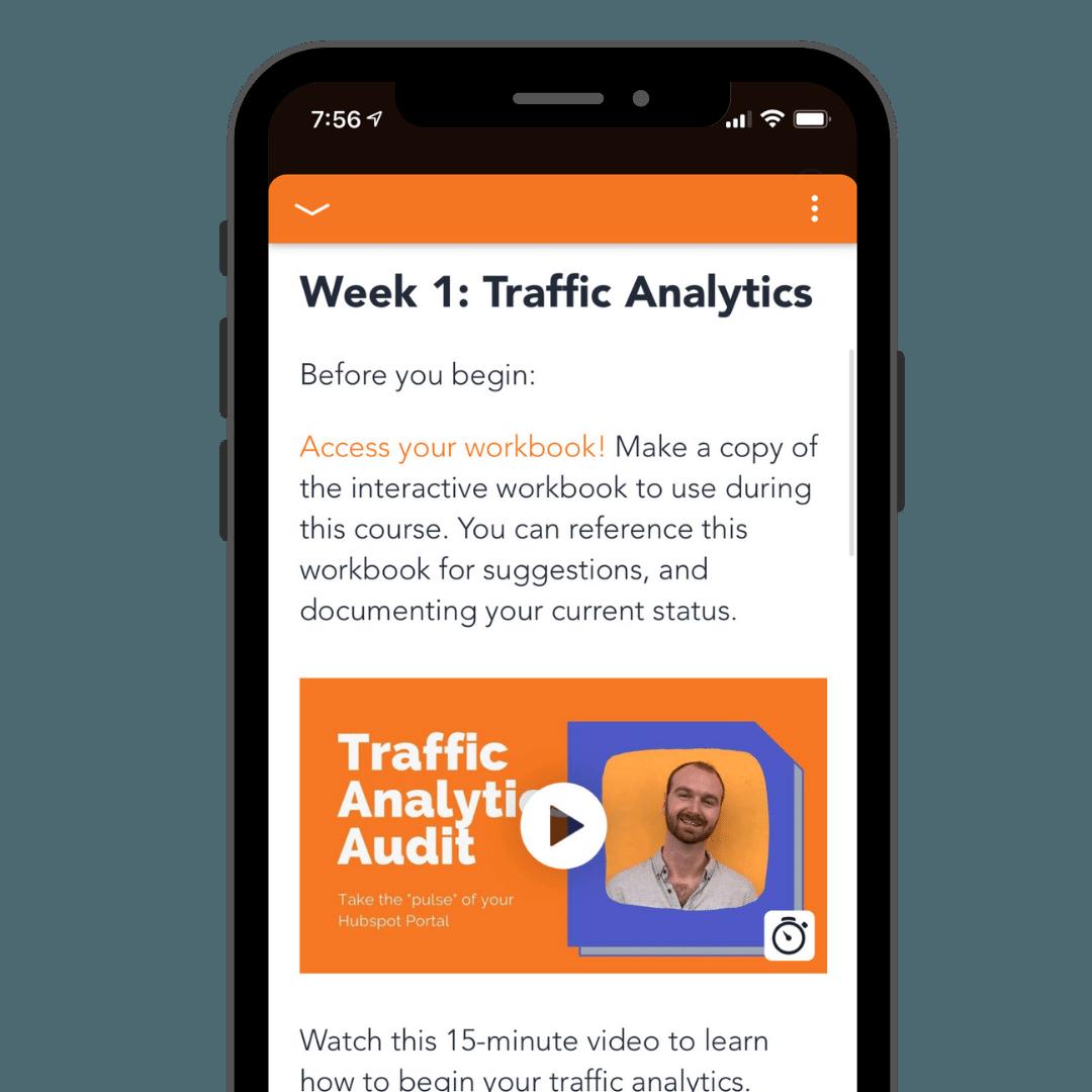 Traffic Analytics Audit